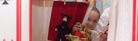 Рождественский вертеп «Вифлеем кизили»