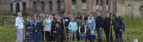 «Православная молодежь Удмуртии»: паломничество по удмуртской земле